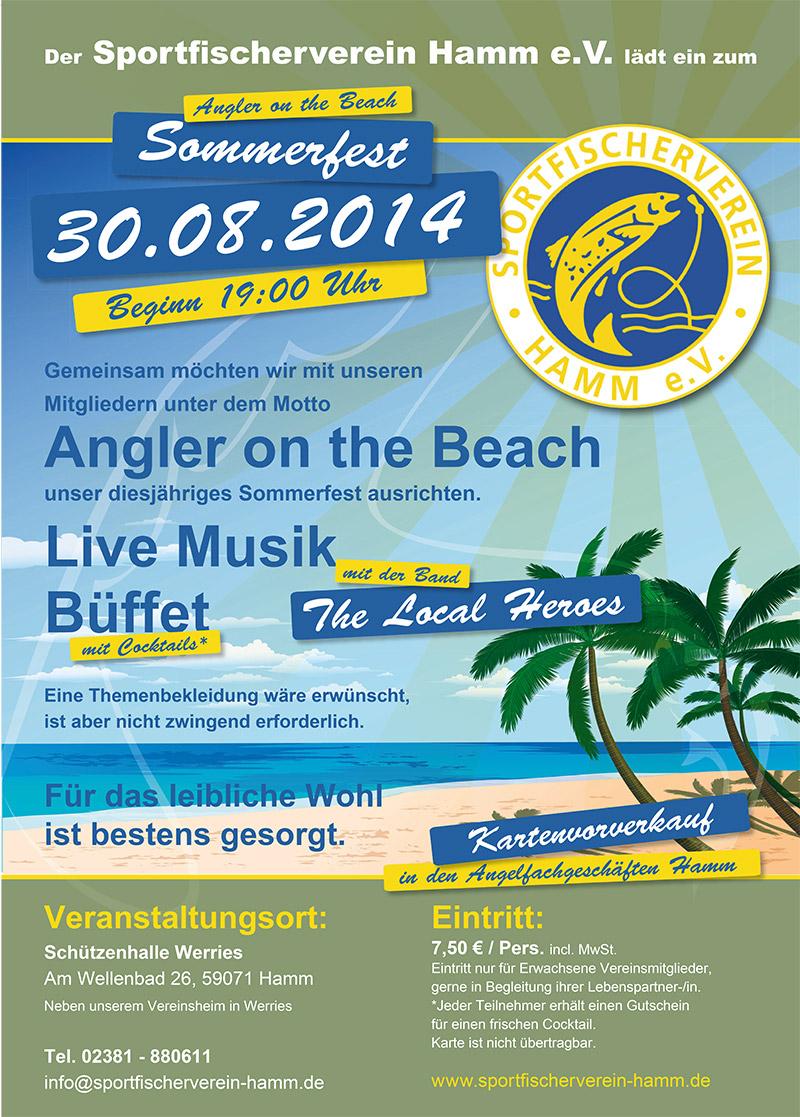 Sportfischer Sommerfest 2014